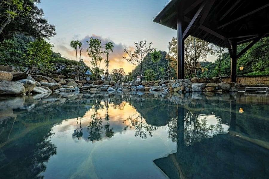 Khu nghỉ dưỡng suối khoáng Yoko Onsen Quang Hanh
