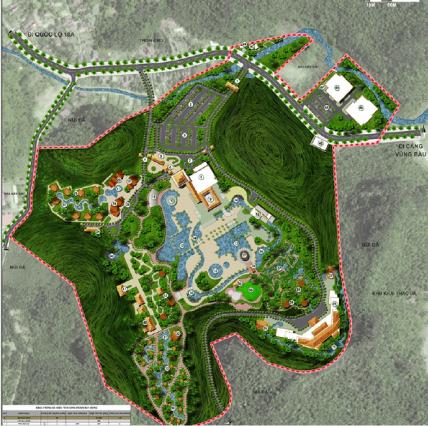Dự án khu đô thị SunGroup Quang Hanh