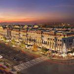 Sun Plaza Grand Word Europe – Shophouse nơi con đường tơ lụa tại Hạ Long