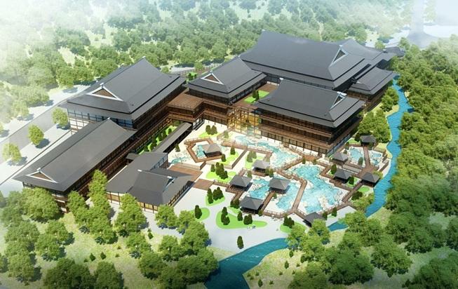 Khu nghỉ dưỡng suối khoáng nóng Yoko Onsen Quang Hanh