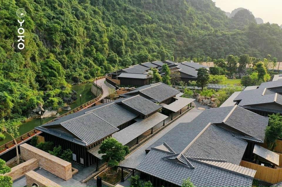 Biệt thự dự án Sun Group Quang Hanh