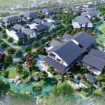 Biệt thự tứ lập Khoáng nóng Onsen Resort Villa – Sun Group Quang Hanh