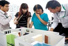 Sàn giao dịch dự án Sun Group Quang Hanh