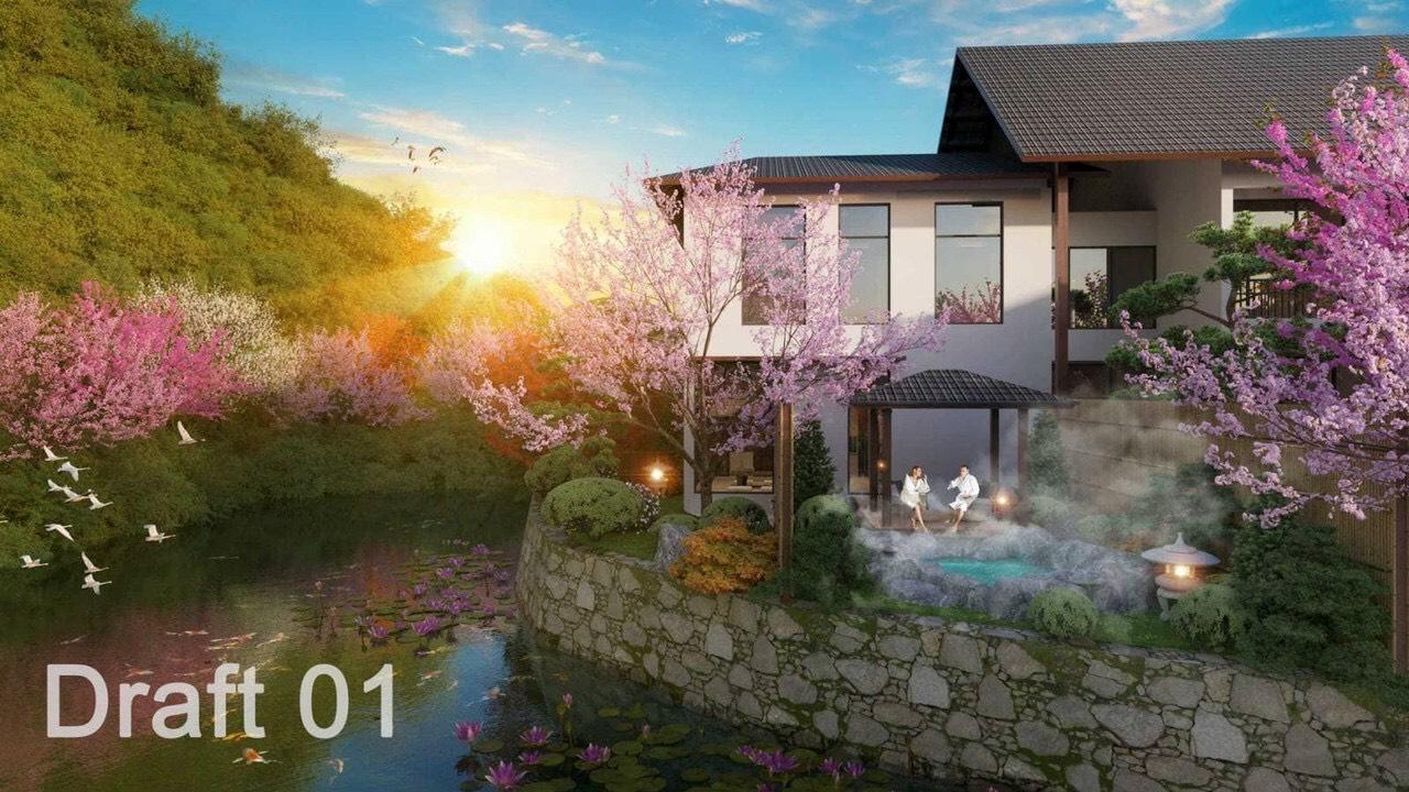 Dự án Sun Onsen Quang Hanh